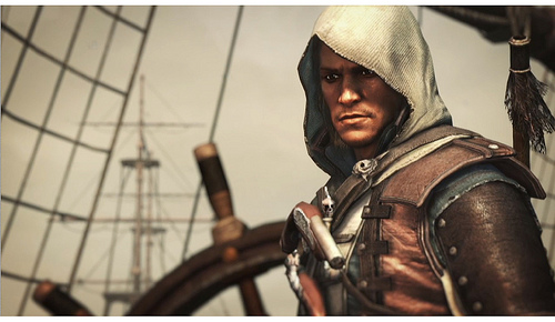 Edward Kenway, protagonista di Assassin's Creed IV: Black Flag