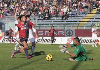Cagliari- Siena 0-0 (Ansa)