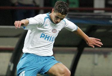 Ibrahim Afellay, esterno PSV (Foto Ansa)