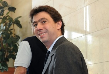 Andrea Agnelli, presidente Juve (Foto Ansa)