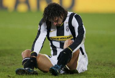 Amauri, attaccante Juventus (Foto Ansa)