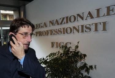 Campedelli presidente del Chievo (Foto Ansa)