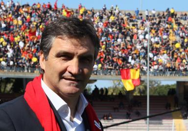 De Canio ex allenatore del Lecce (Foto Ansa)