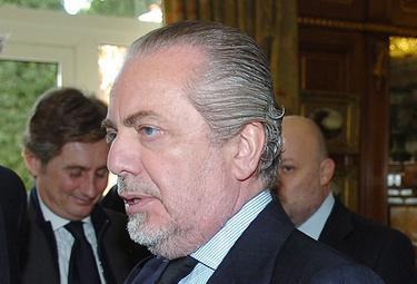 Aurelio De Laurentiis, foto Ansa