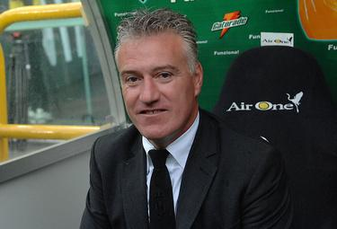 Didier Deschamps, foto Ansa