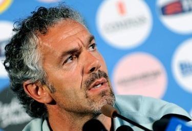 Roberto Donadoni, tecnico Cagliari (Foto Ansa)