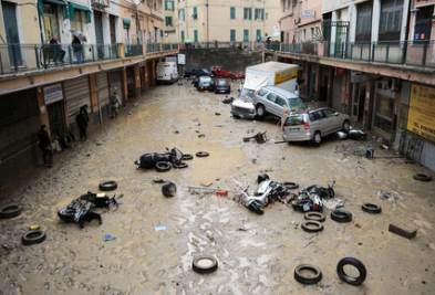 Genova, il giorno dopo