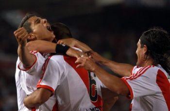 Lamela River Plate, foto Ansa