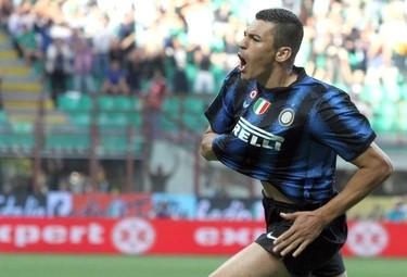 Lucio, difensore Inter (Foto Ansa)