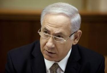 Il primo ministro israeliano Netanyahu
