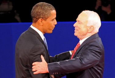 US Elections/ The soldier David: the way I'll choose between Obama and McCain