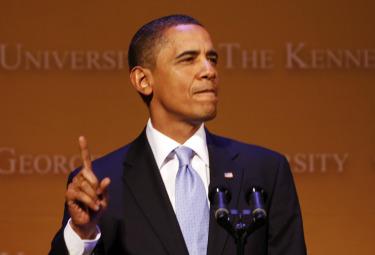 Il presidente degli USA Obama