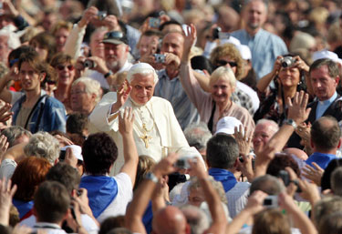 RIMINI MEETING/ The Pope's Message: The Big Things to Which the Heart Longs Are in God