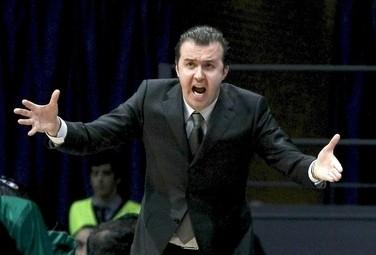 Pianigiani coach di Siena (Foto Ansa)