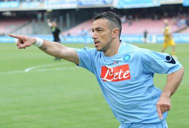 Fabio Quagliarella, attaccante Juve (Foto Ansa)