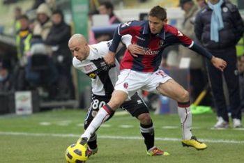 Ramirez oggi in gol (Foto Ansa)