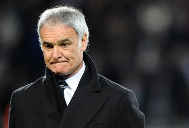Claudio Ranieri, ct Inter (foto Ansa)