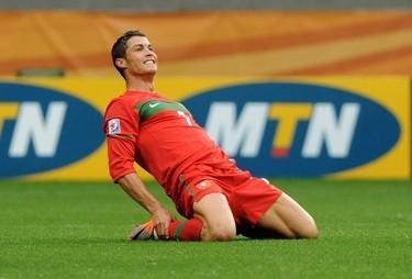 Ronaldo attaccante del Real (Foto Ansa)