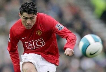 Cristiano Ronaldo, foto Ansa