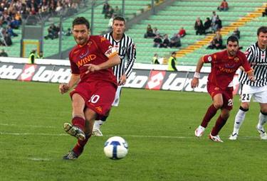 Totti Francesco (Foto Ansa)