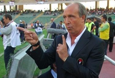 Ventura, allenatore Bari (Foto Ansa)