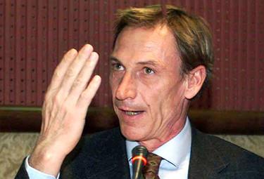 Zeman allenatore del Foggia (Foto Ansa)