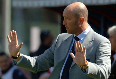 Zenga ex allenatore di Palermo e Catania (Foto Ansa)