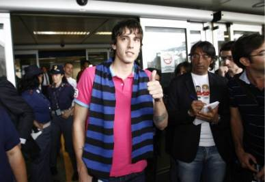 Alvarez - Inter (foto Ansa)