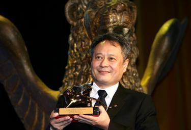 Ang Lee premiato con il Leone d'Oro