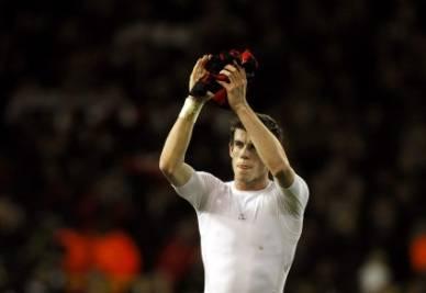 Gareth Bale, foto Ansa