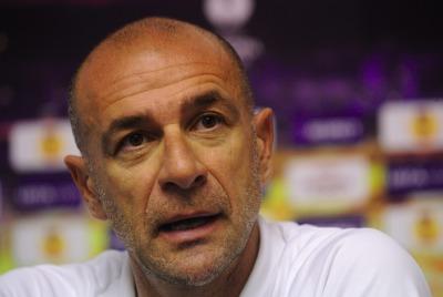 Davide Ballardini, allenatore Genoa (Foto Ansa)
