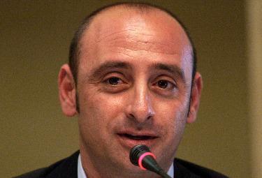 Bettini commissario tecnico degli azzurri (Foto Ansa)