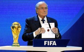 Joseph Blatter (foto Ansa)