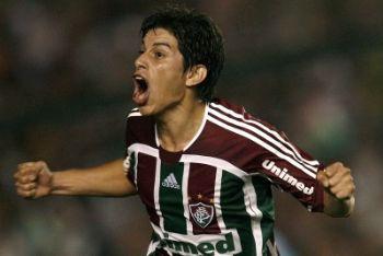 Dario Conca centrocampista brasiliano (Foto Ansa)