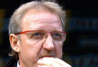 Del Neri, allenatore Juventus - foto Ansa
