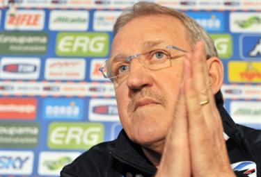 Gigi Delneri, allenatore Juve (Foto Ansa)