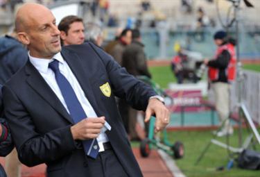 Mimmo di Carlo allenatore del Chievo (Foto Ansa)