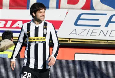 Diego, trequartista ex-Juventus (Foto Ansa)