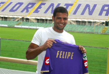 Felipe Melo centrocampista bianconero (Foto Ansa)