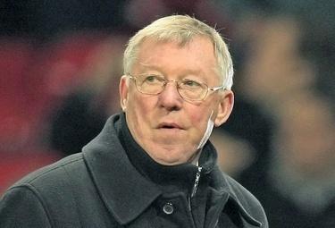 Ferguson manager del Manchester (Foto Ansa)