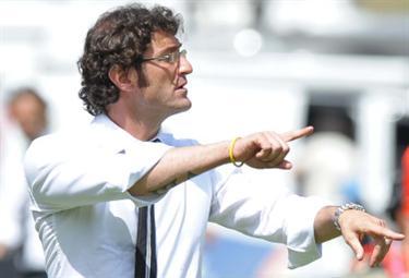Ciro Ferrara, ex allenatore della Juventus e ora ct dell'Italia Under 21