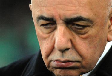 Galliani vicepresidente rossonero (Foto Ansa)