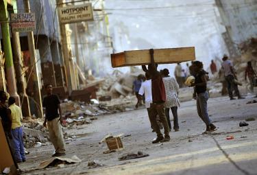 DIARY HAITI/ 7. Fiammetta: is the world still remembering our tragedy?