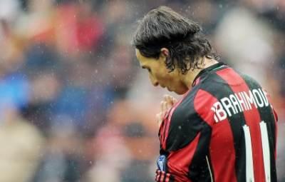 Ibrahimovic non ci sarà contro il Palermo (foto: Ansa)