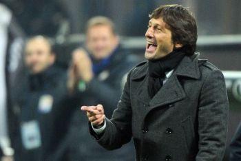 Leonardo, allenatore dell'Inter (Foto: Ansa)