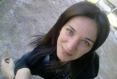 Vanessa Lo Porto sul profilo di Facebook