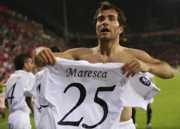 Enzo Maresca, attaccante ex-Siviglia (Foto Ansa)