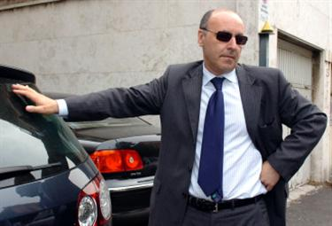 Beppe Marotta, dg Juventus (Foto Ansa)