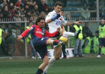 Omar Milanetto (foto Ansa)