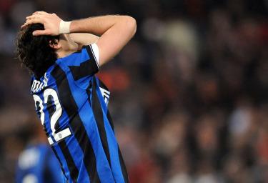 Diego Milito, attaccante Inter (Foto Ansa)